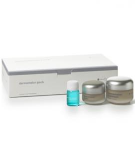 Pigment lightening treatment: dermamelan®